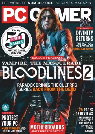 PC Gamer UK – May 2019