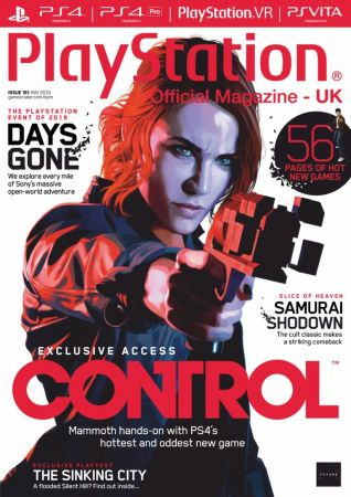 PlayStation Official Magazine UK – May 2019