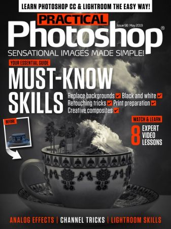 Practical Photoshop – May 2019