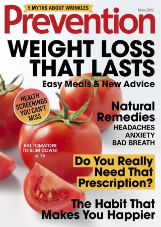 Prevention USA – May 2019