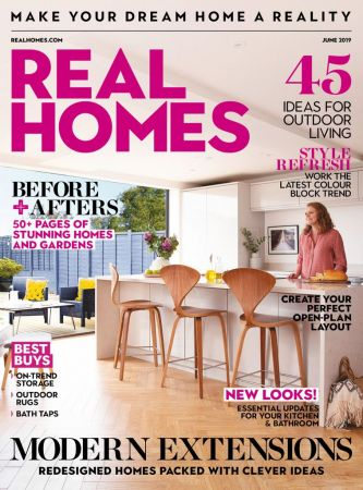 Real Homes – June 2019