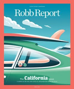 Robb Report USA – April 2019