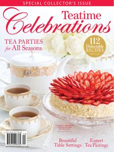 TeaTime Special Issue – April 2019