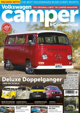 Volkswagen Camper & Commercial – May 2019