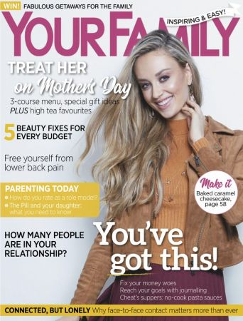 Your Family – May 2019