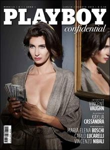 Playboy Italy - Luglio-Agosto 2015