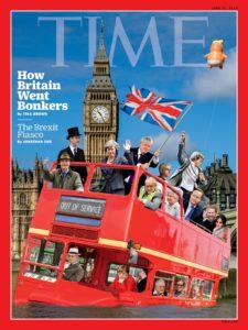 2019-06-17 Time Magazine International Edition