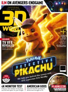 3D World UK – August 2019