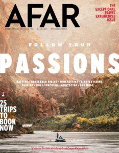 AFAR – July-August 2019