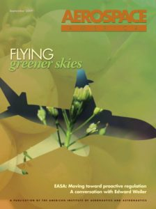 Aerospace America – September 2009
