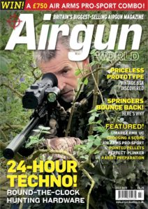 Airgun World – July 2019