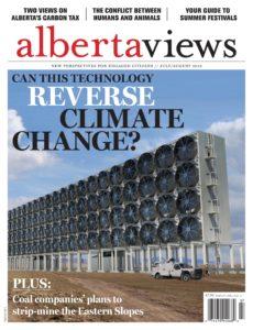 Alberta Views Magazine – July-August 2019