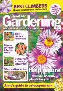 Amateur Gardening – 25 June 2019