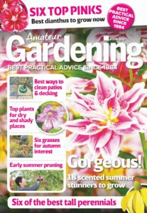 Amateur Gardening – 8 June 2019