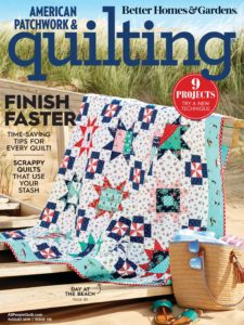 American Patchwork & Quilting – August 2019