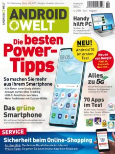 Android Welt – Juni 2019