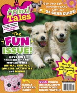 Animal Tales – August 2019