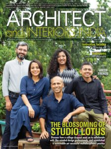 Architect and Interiors India – June 2019