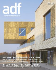 Architects Datafile (ADF) – June 2019