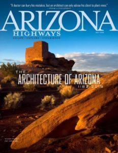 Arizona Highways – July 2019