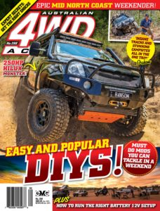 Australian 4WD Action – June 2019