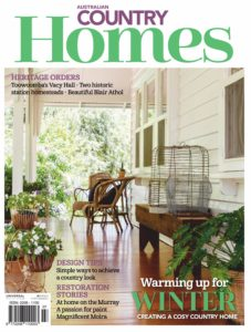 Australian Country Homes – June 2019