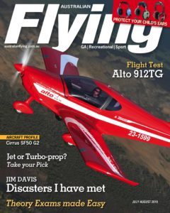 Australian Flying – July-August 2019