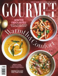 Australian Gourmet Traveller – July 2019