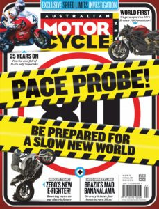 Australian Motorcycle News – June 06, 2019