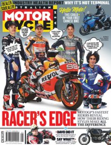 Australian Motorcycle News – June 20, 2019