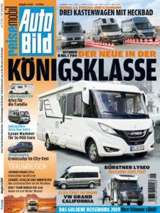 Auto Bild Reisemobil – Juni 2019
