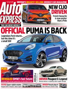 Auto Express – June 26, 2019