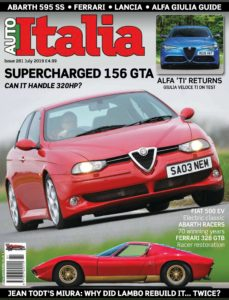 AutoItalia – July 2019
