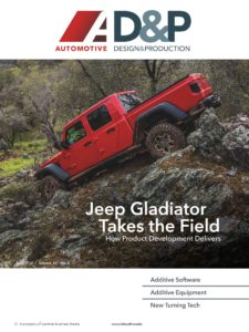 Automotive Design and Production – June 2019
