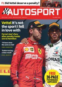 Autosport – 13 June 2019