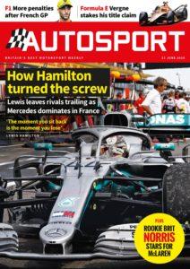 Autosport – 27 June 2019