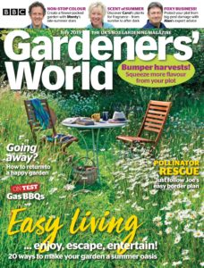 BBC Gardeners World – July 2019