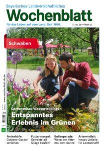 Bayerisches Landwirtschaftliches Wochenblatt Schwaben – 06. Juni 2019