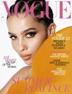 British Vogue – July 2019