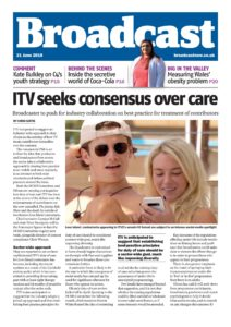 Broadcast Magazine – 21 June 2019