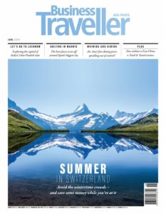 Business Traveller Asia-Pacific Edition – June 2019
