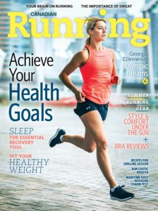 Canadian Running – July-August 2019
