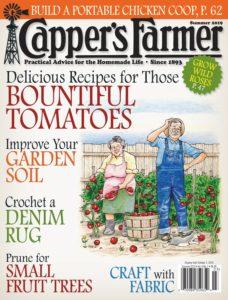 Cappers Farmer – Summer 2019