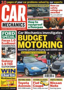 Car Mechanics – July 2019