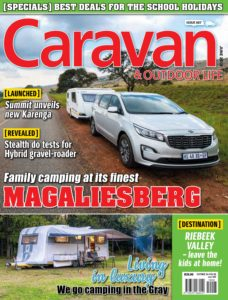 Caravan & Outdoor Life – June 2019