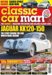 Classic Car Mart – July 2019