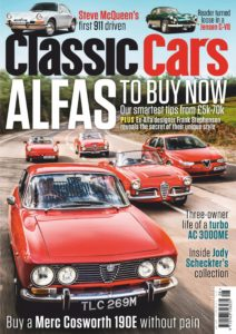 Classic Cars UK – August 2019