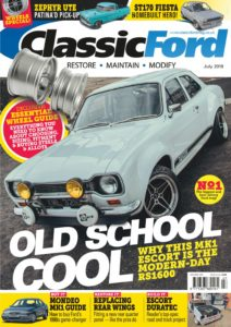 Classic Ford – July 2019