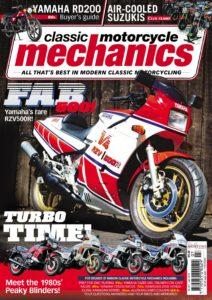 Classic Motorcycle Mechanics – July 2019