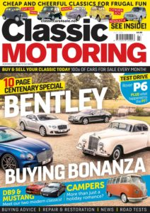 Classic Motoring – July 2019
